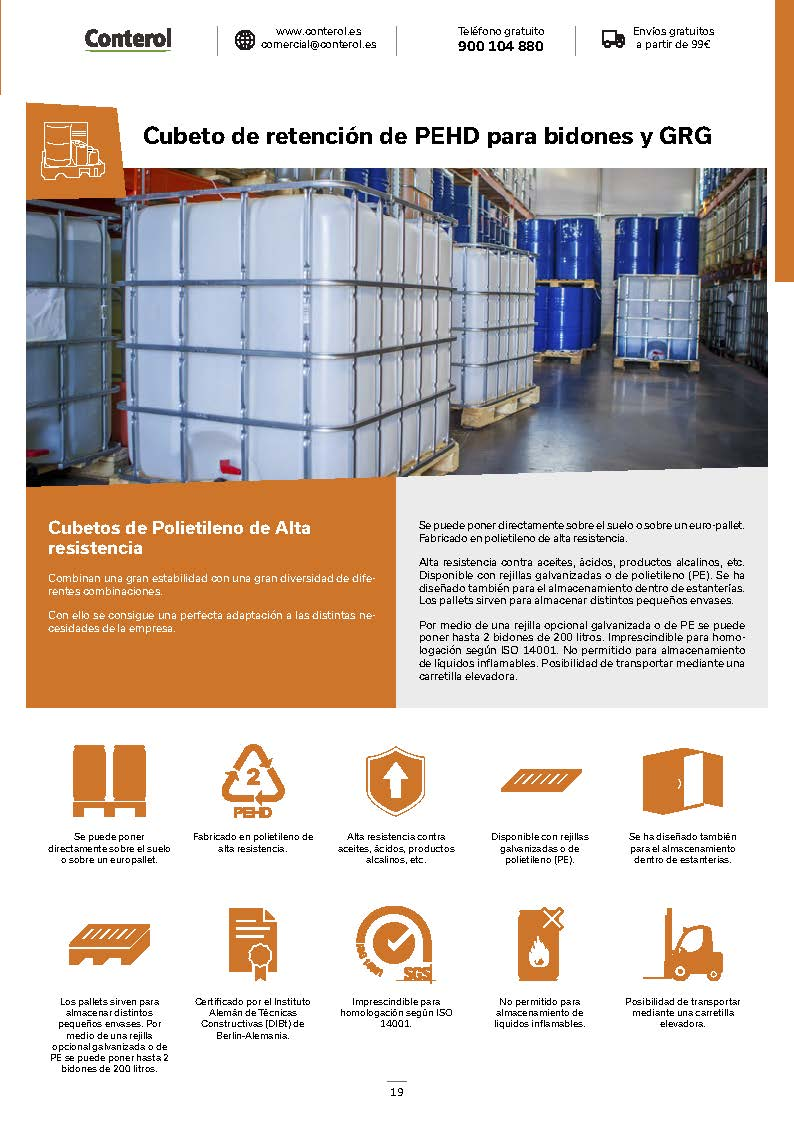 Catálogo productos 202119