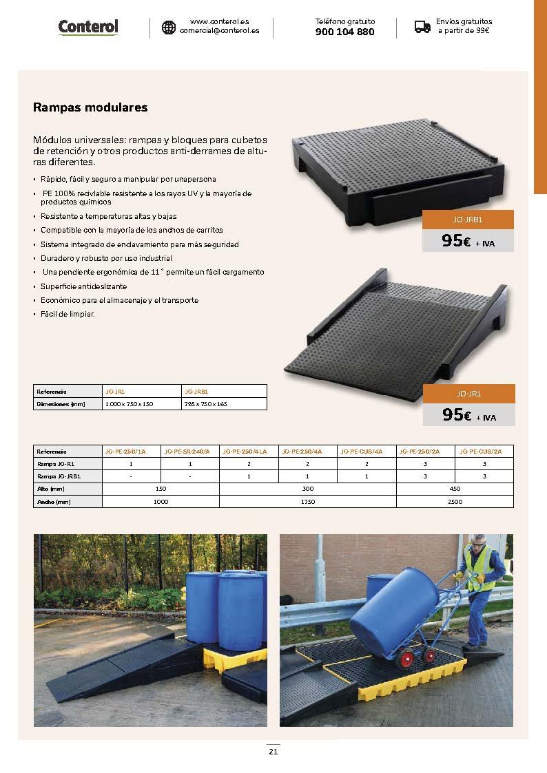 Catálogo productos 202121