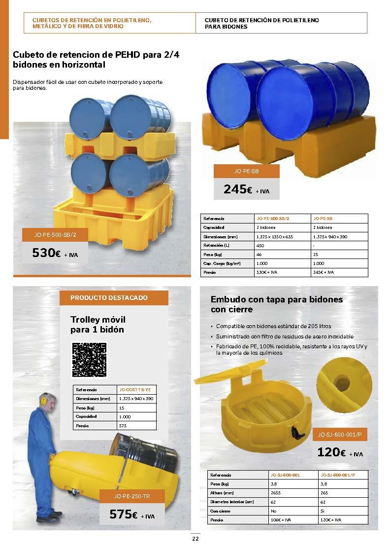Catálogo productos 202122