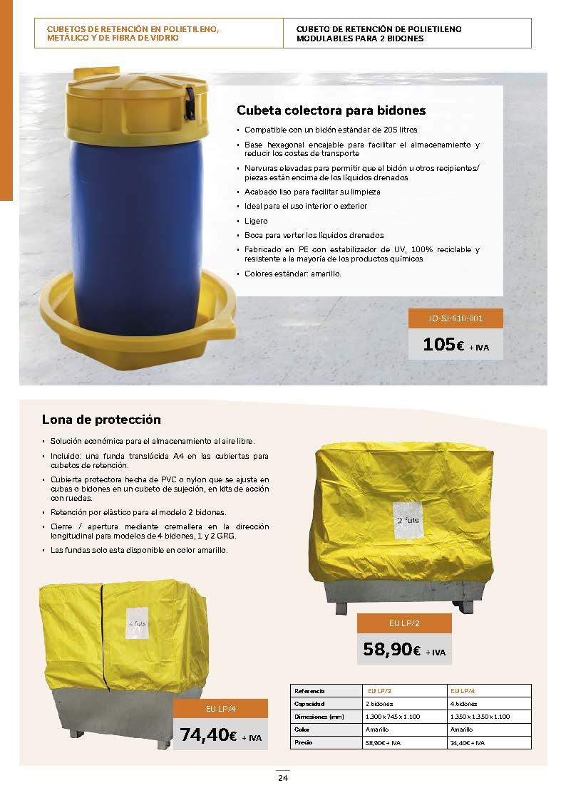 Catálogo productos 202124