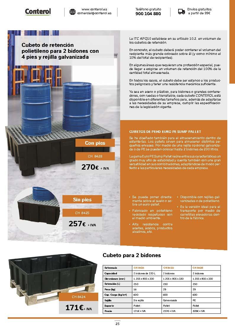 Catálogo productos 202125