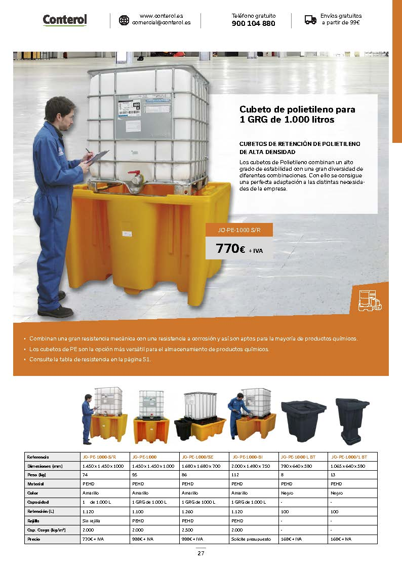 Catálogo productos 202127
