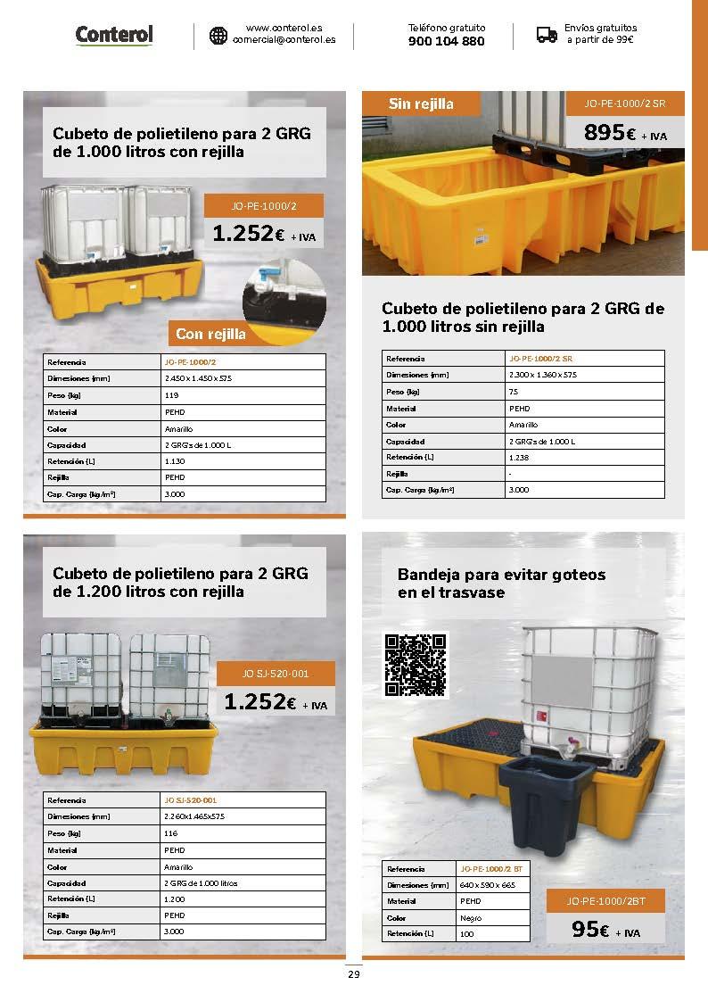 Catálogo productos 202129