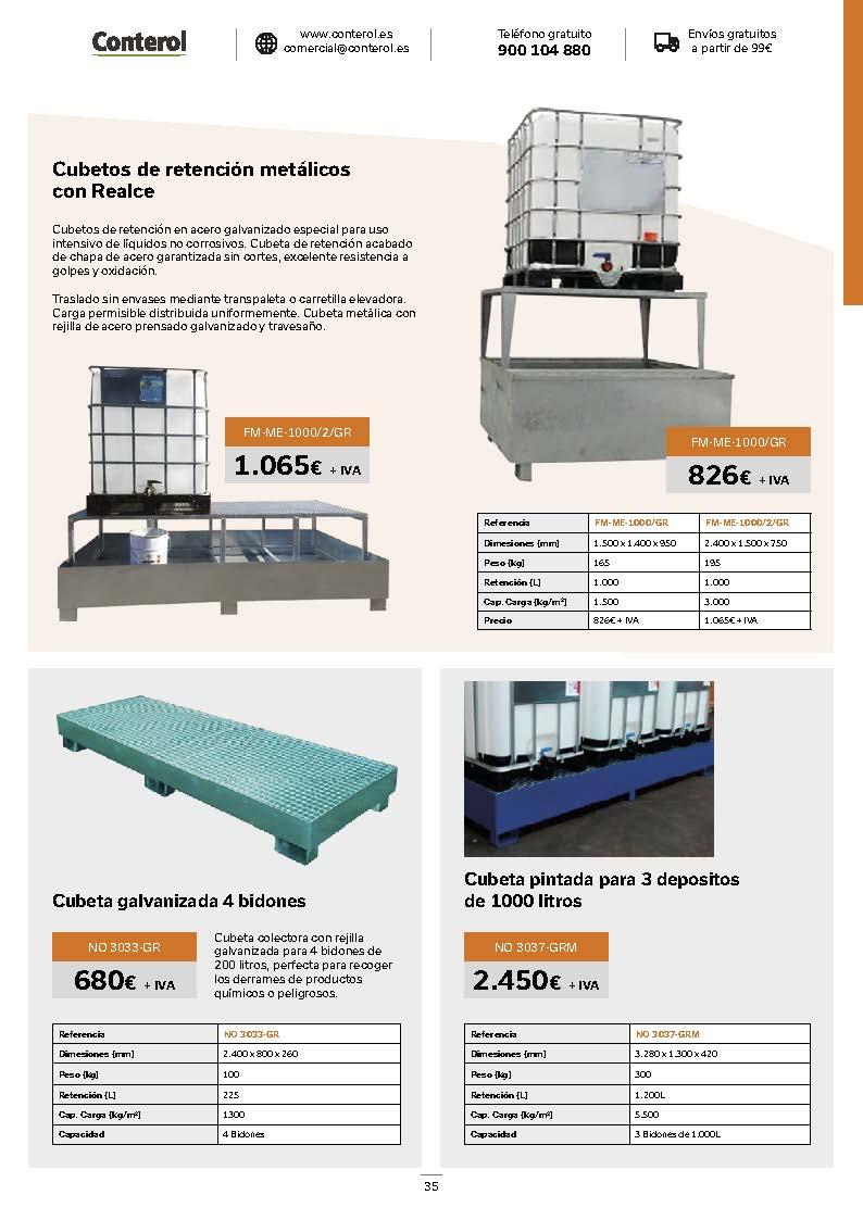 Catálogo productos 202135
