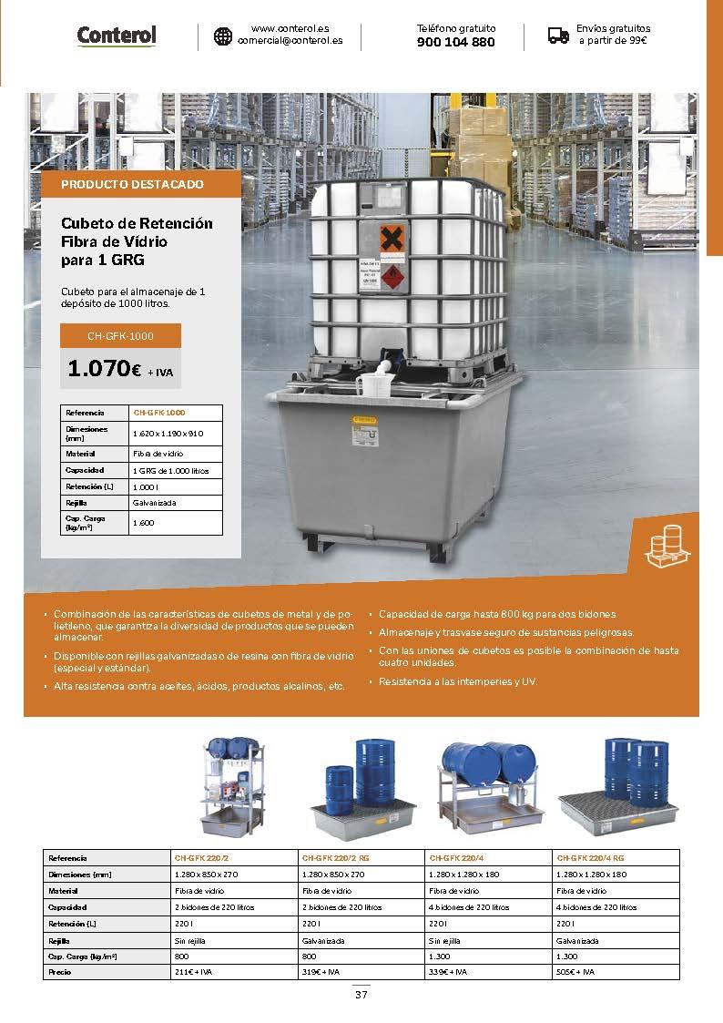 Catálogo productos 202137