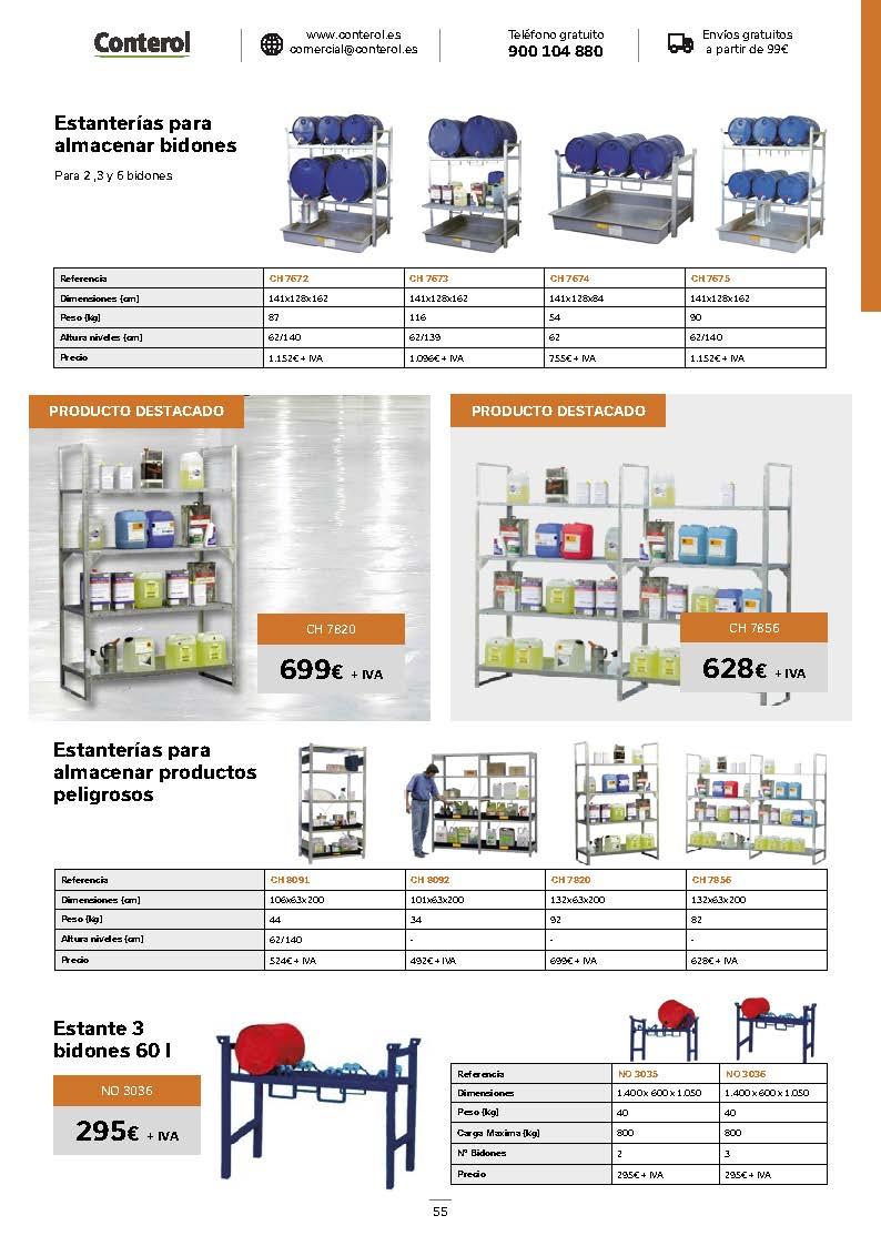 Catálogo productos 202155