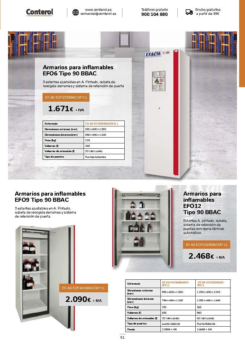 Catálogo productos 202161