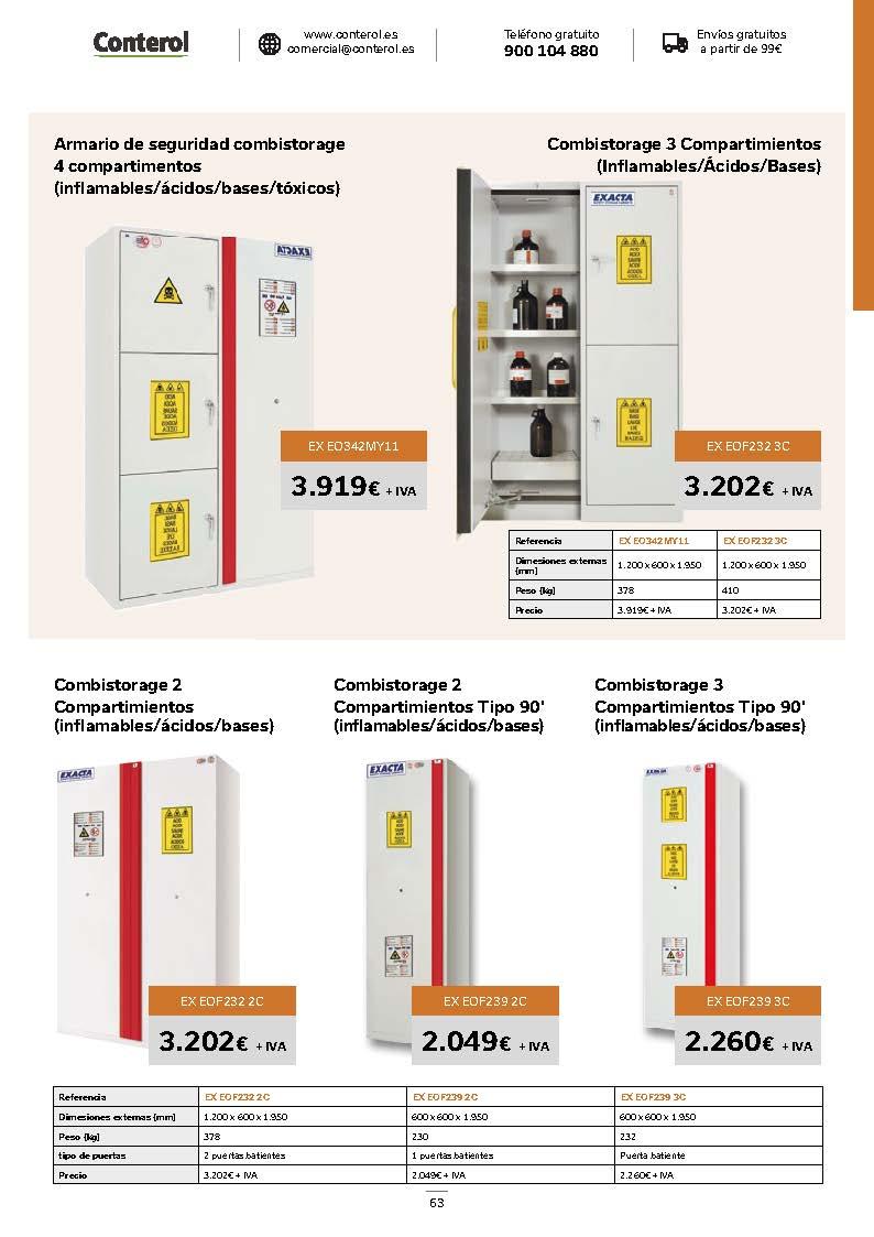 Catálogo productos 202163