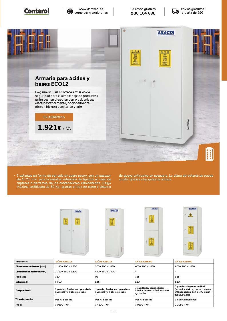 Catálogo productos 202165