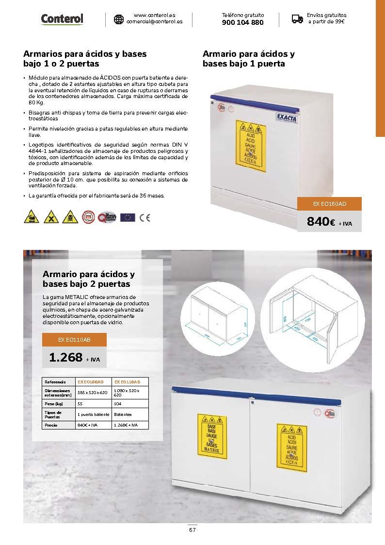 Catálogo productos 202167