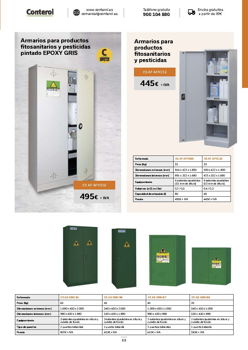 Catálogo productos 202169