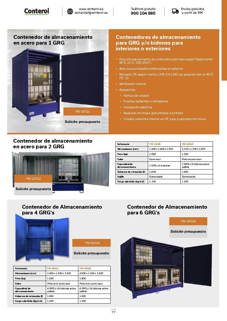 Catálogo productos 202177