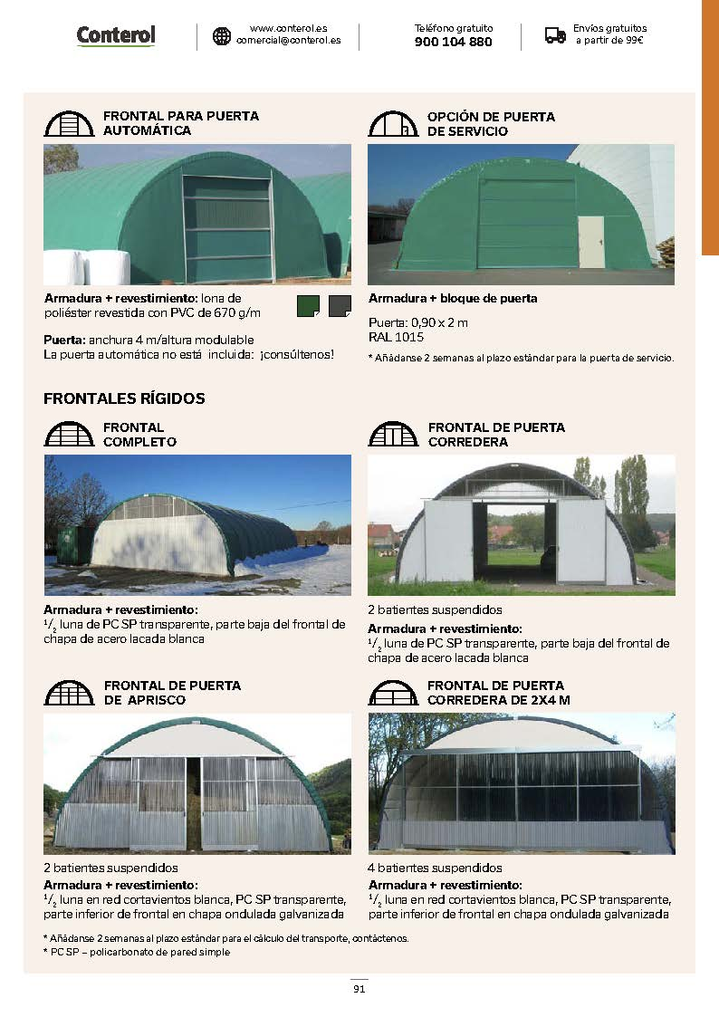 Catálogo productos 202191