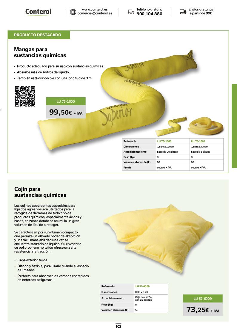Catálogo de Productos 103