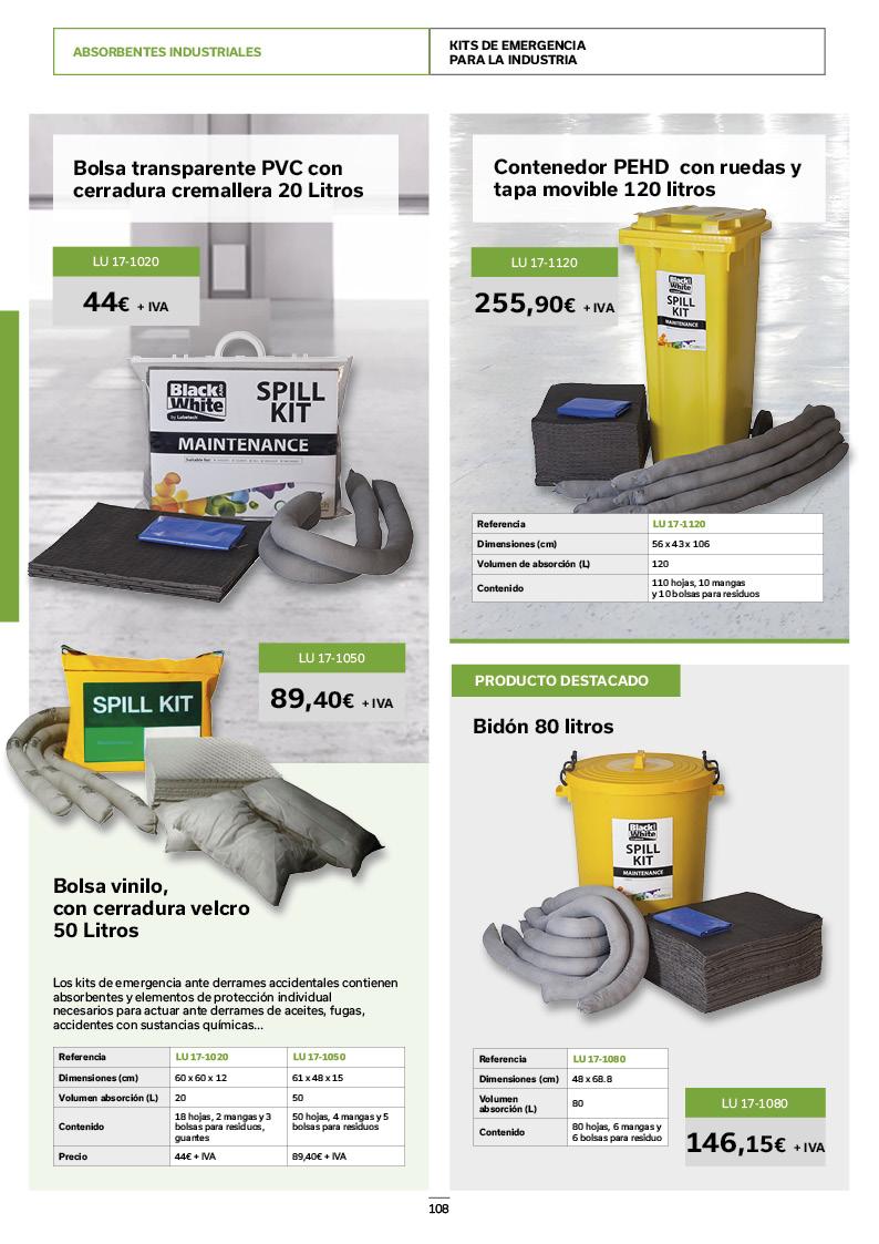 Catálogo de Productos 108