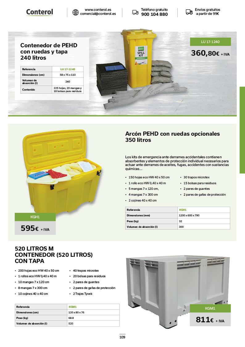Catálogo de Productos 109