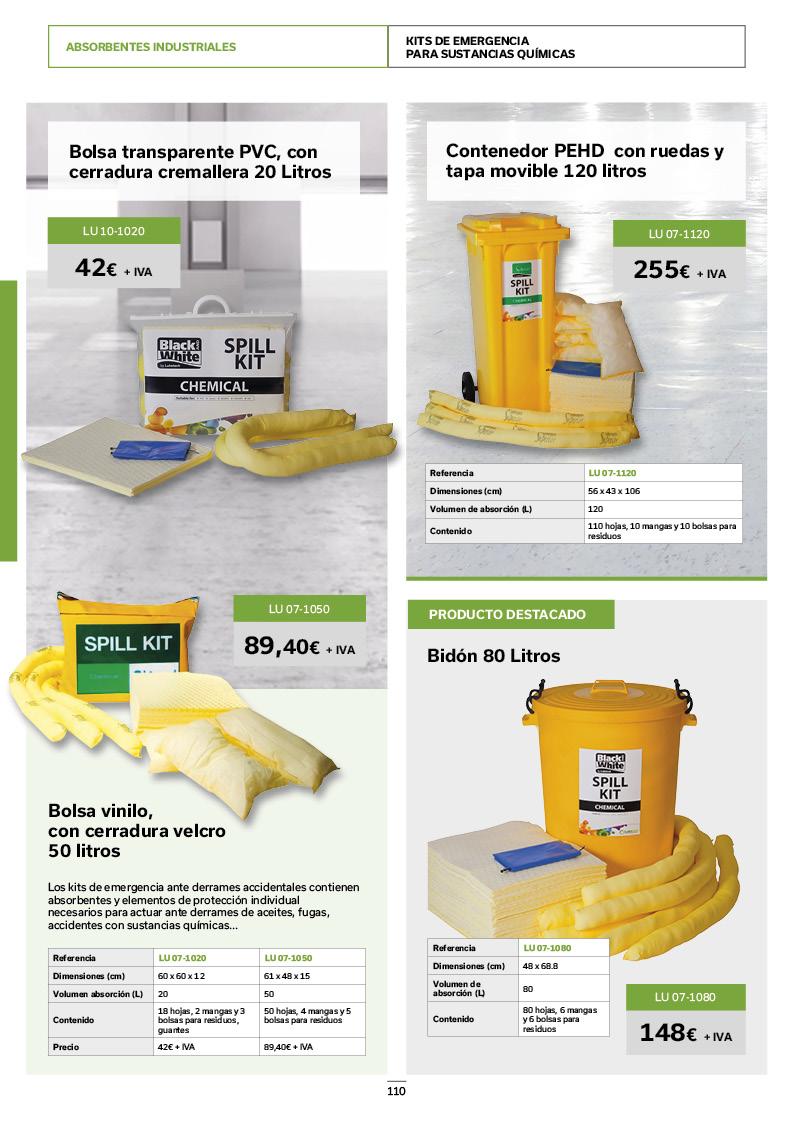 Catálogo de Productos 110