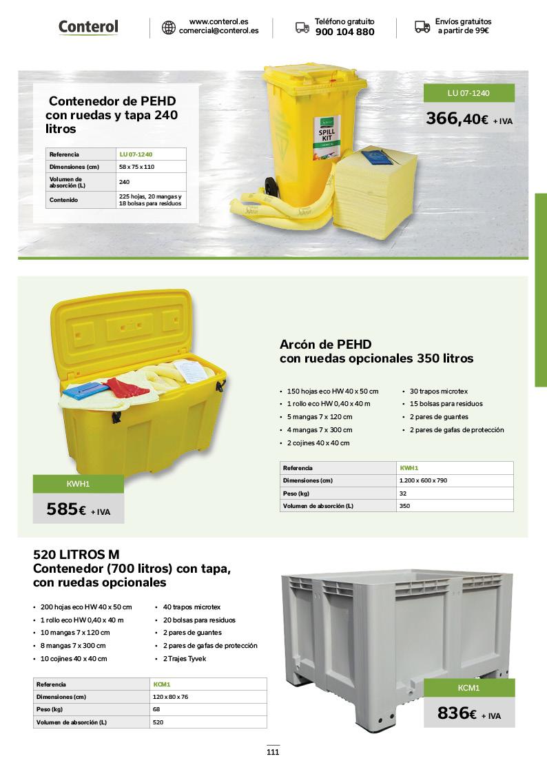 Catálogo de Productos 111