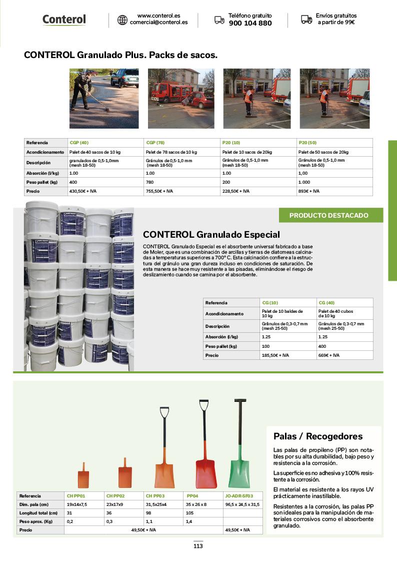 Catálogo de Productos 113