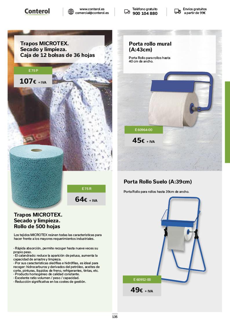 Catálogo de Productos 135