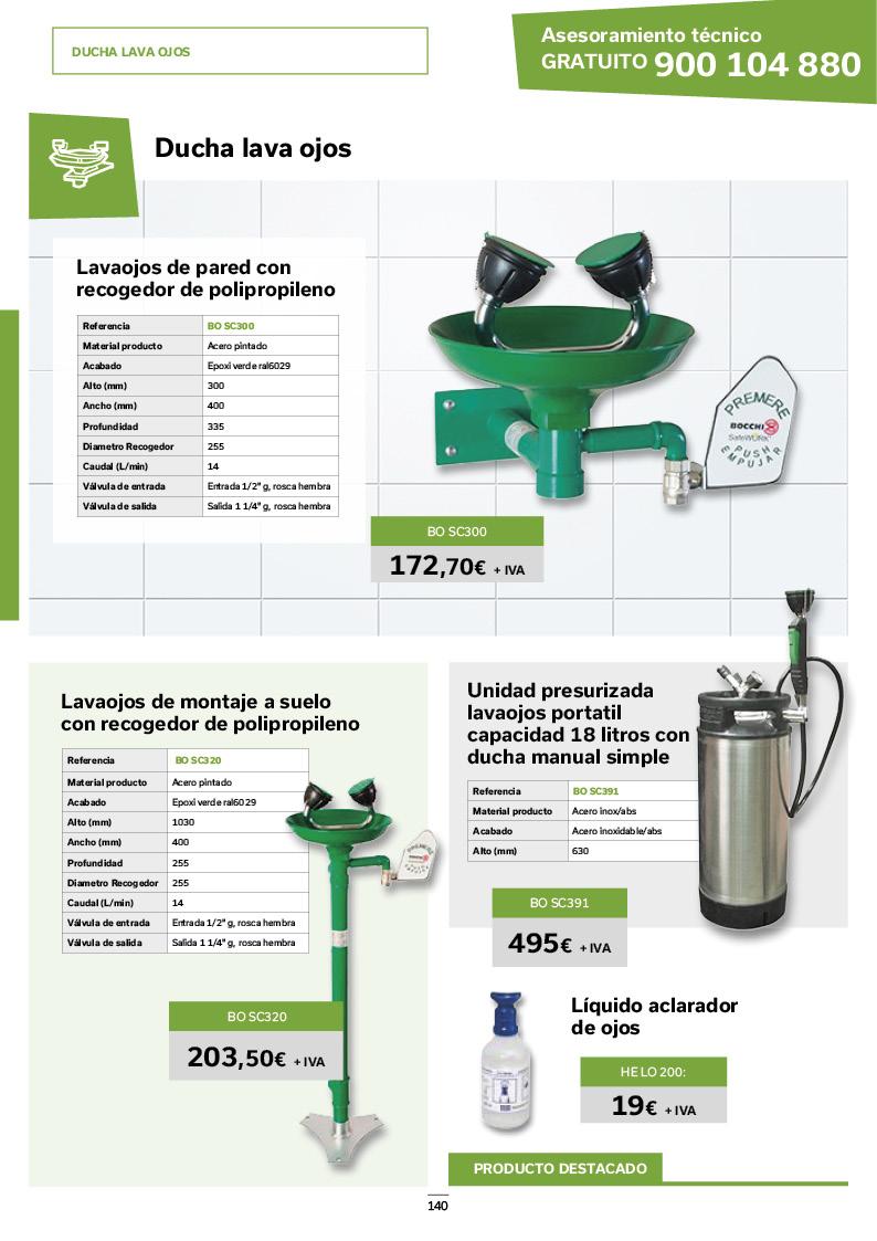 Catálogo de Productos 140
