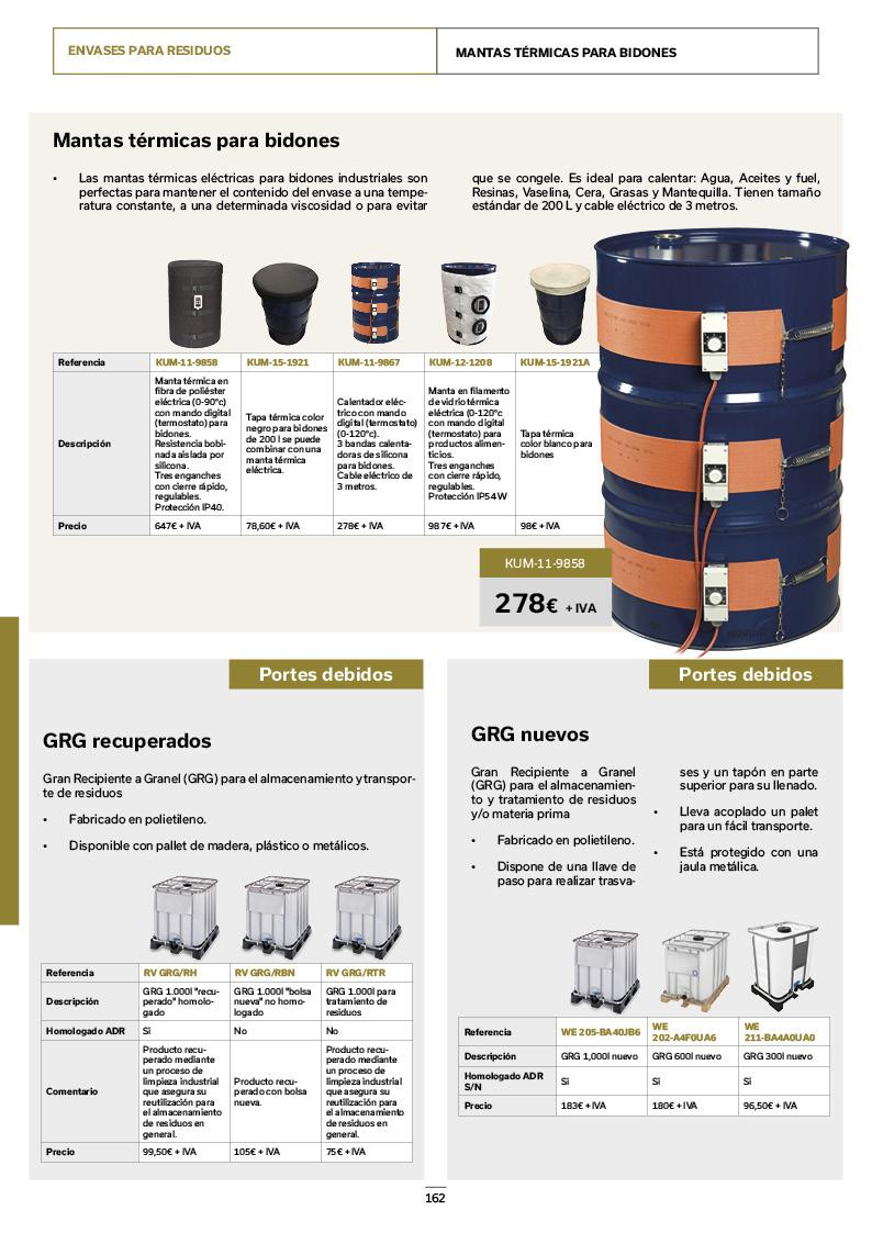 Catálogo de Productos 162