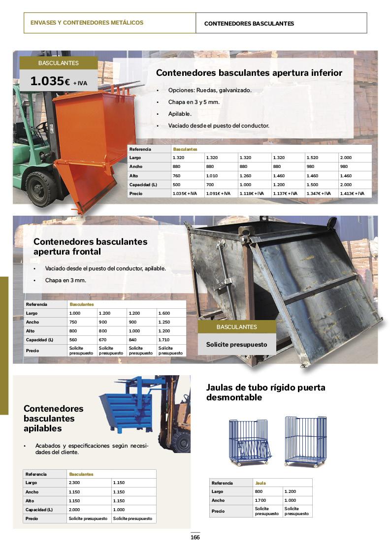 Catálogo de Productos 166