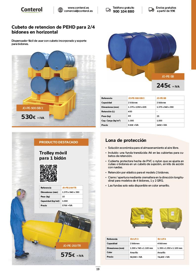 Catálogo de Productos 19
