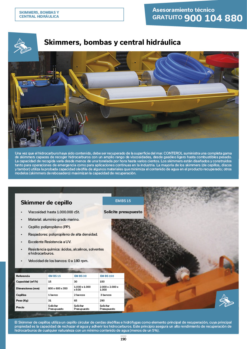 Catálogo de Productos 190