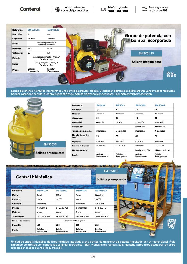 Catálogo de Productos 193