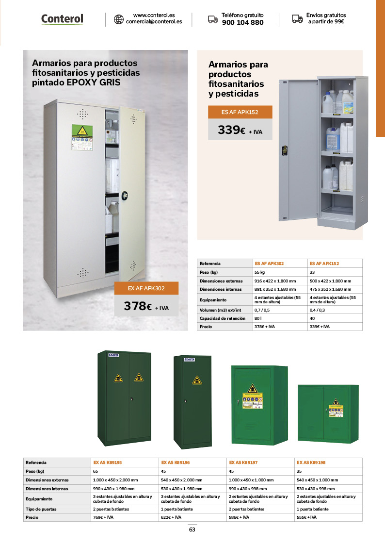 Catálogo de Productos 63