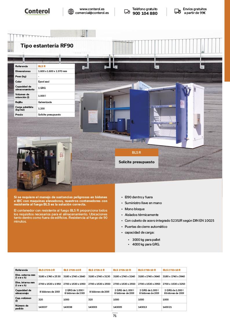 Catálogo de Productos 71